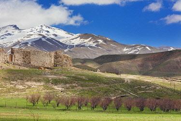 IR01364 Takht-e Soleyman, archaeological site, West Azerbaijan, Iran