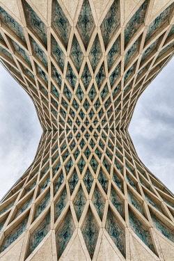 IR01374 Azadi Tower, 1972, Tehran, Iran