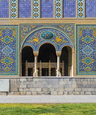 IR01385 Golestan Palace, Tehran, Iran