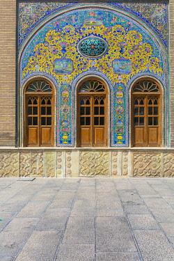 IR01386 Golestan Palace, Tehran, Iran