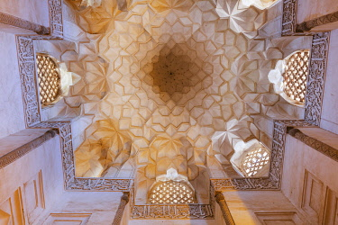 IR01388 Shrine Complex of Abd al Samad, Jameh Mosque, 1304, Natanz, Natanz County, Isfahan Province, Iran