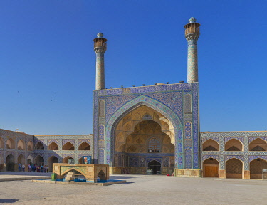 IR01391 Jameh Mosque, Isfahan, Isfahan Province, Iran
