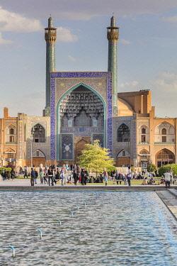 IR01393 Shah Mosque, Naghsh-e Jahan Square, Isfahan, Isfahan Province, Iran
