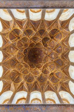 IR01396 Music Hall, Ali Qapu palace, Isfahan, Isfahan Province, Iran