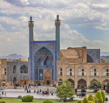 IR01400 Shah Mosque, Naghsh-e Jahan Square, Isfahan, Isfahan Province, Iran