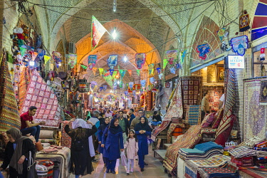 IR01435 Vakil Bazaar, Shiraz, Fars Province, Iran