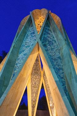 IR01446 Omar Khayyam mausoleum, Nishapur, Khorasan Razavi Province, Iran