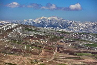 IR01448 Mountain landscape, Golestan Province, Iran