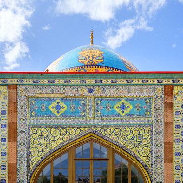 ARM0298AW Blue Mosque, an 18th-century Shia mosque in Yerevan, Armenia.