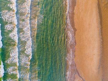 UK769RF UK, Wales, Gwynedd, Harlech, Harlech Beach