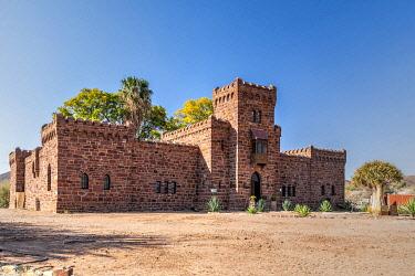 NAM6643AW Duwisib Castle, Hardap, Namibia