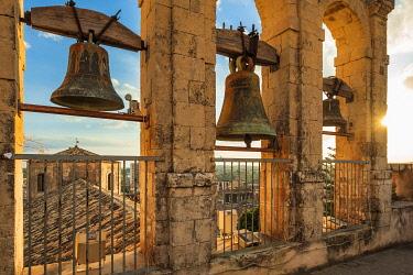 HMS3413419 Italy, Sicily, Noto, UNESCO World Heritage site, San Carlo church