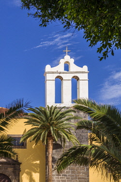 ES09637 Spain, Canary Islands, Tenerife Island, Garachico, Convento de San Francisco convent, built 1524, exterior
