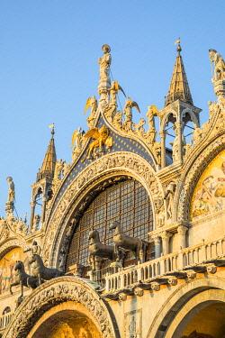 IT479RF Piazza San Marco (St. Mark's Square), Venice, Veneto, Italy