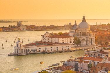 IT02906 Basilica di Santa Maria della Salute, Grand Canal, Venice, Veneto, Italy