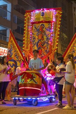 CH12068AW Tai Hang Dragon Dance, Tai Hang, Causeway Bay, Hong Kong