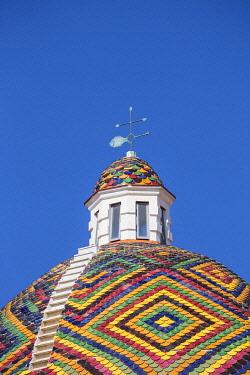 IT548RF Italy, Sardinia, Alghero, St Michael's church