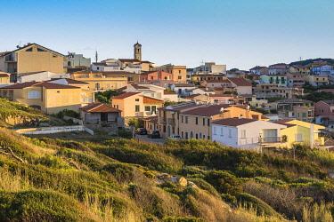 IT12373 Italy, Sardinia, Santa Teresa Gallura, View of historical center