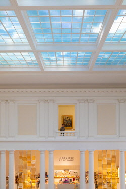 FR04023 Interior of The Palais des Beaux-Arts de Lille, Lille, France