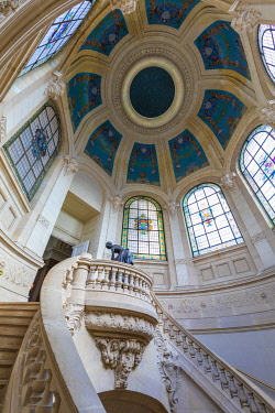 FR04037 Interior of The Palais des Beaux-Arts de Lille, Lille, France