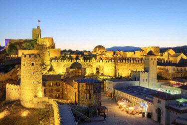 GEO0433AW Rabati Castle, Akhaltsikhe, Samtskhe-Javakheti region, Georgia.