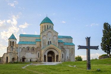 GEO0465AW Bagrati Cathedral, Kutaisi, Imereti region, Georgia.