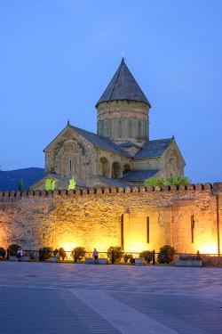 GEO0472AW Svetitskhoveli Cathedral, Mtskheta, Mtskheta-Mtianeti, Georgia.