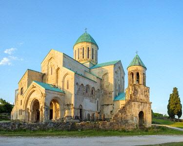 GEO0480AW Bagrati Cathedral, Kutaisi, Imereti region, Georgia.