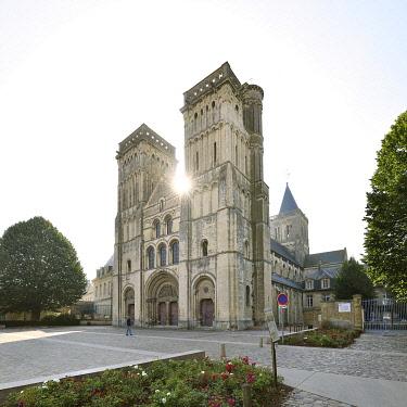 HMS3483736 France, Calvados, Caen, Abbaye aux Dames (Abbey of Women)