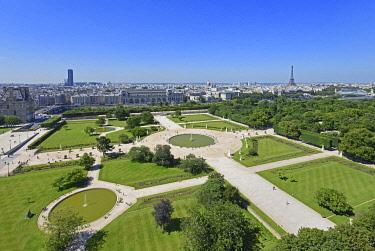 HMS3339206 France, Paris, the Tuileries garden