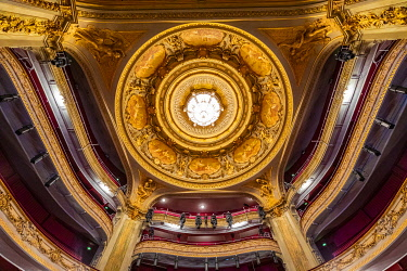 FR04056 The Grand Hall of Lille Opera House, Lille, France
