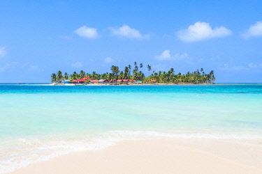 CLKAC116099 Isla Perro (Dog Island), San Blas islands, Comarca Guna Yala, Panama, Central America