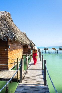 CLKAC116128 Azul Paradise resort, Bastimentos island, Bocas del Toro province, Panama, Central America (MR) (PR)
