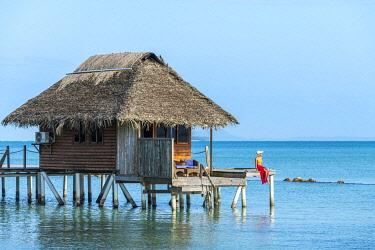 CLKAC116132 Azul Paradise resort, Bastimentos island, Bocas del Toro province, Panama, Central America (MR) (PR)