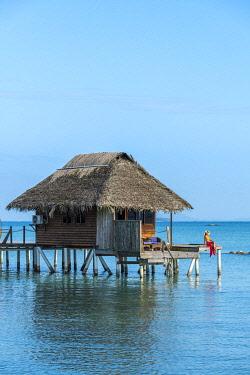 CLKAC116133 Azul Paradise resort, Bastimentos island, Bocas del Toro province, Panama, Central America (MR) (PR)