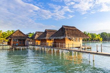 CLKAC116137 Azul Paradise resort, Bastimentos island, Bocas del Toro province, Panama, Central America (PR)