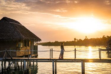 CLKAC116147 Azul Paradise resort, Bastimentos island, Bocas del Toro province, Panama, Central America (MR) (PR)