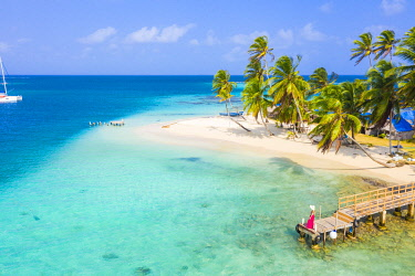 CLKAC116191 Kuanidup island, San Blas islands, Comarca Guna Yala, Panama, Central America  (MR)