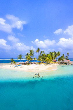 CLKAC116215 Kuanidup island, San Blas islands, Comarca Guna Yala, Panama, Central America