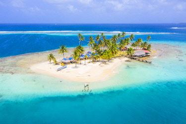 CLKAC116216 Kuanidup island, San Blas islands, Comarca Guna Yala, Panama, Central America