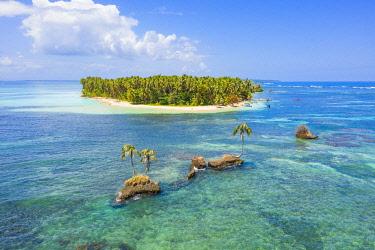 CLKAC116266 Zapatilla island, Bastimentos, Bocas Del Toro, Panama, Central America