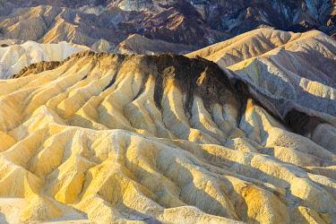 CLKST117405 Zabriskie point, Death Valley National Park, California, USA