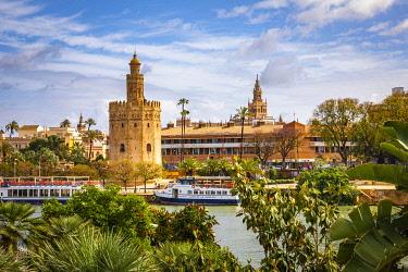 CLKST117228 Torre del oro, Seville, Andalucia, Spain