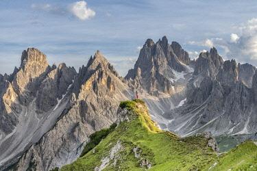 CLKMK116510 Mount Campedelle, Misurina, Auronzo di Cadore, province of Belluno, Veneto, Italy