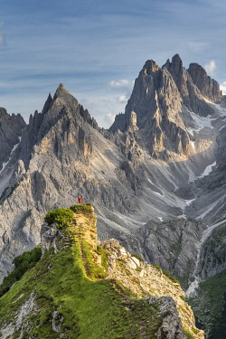 CLKMK116511 Mount Campedelle, Misurina, Auronzo di Cadore, province of Belluno, Veneto, Italy