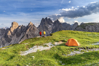 CLKMK116513 Mount Campedelle, Misurina, Auronzo di Cadore, province of Belluno, Veneto, Italy