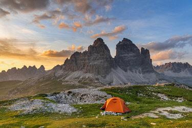 CLKMK116520 Mount Campedelle, Misurina, Auronzo di Cadore, province of Belluno, Veneto, Italy