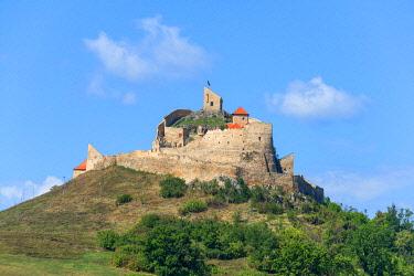 ROM1702AW Rupea castle, Rupea, Transylvania, Romania