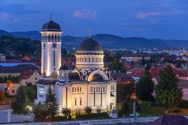 ROM1726AW Holy Trinity Church, Biserica Sfânta Treime, Sighisoara, Transylvania, Romania