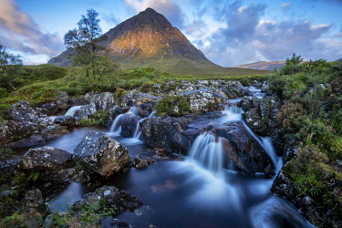 SCO35566AW Europe; UK; United Kingdom; Scotland; Scottish, Glen Etive, Buachaille Etive Mor,